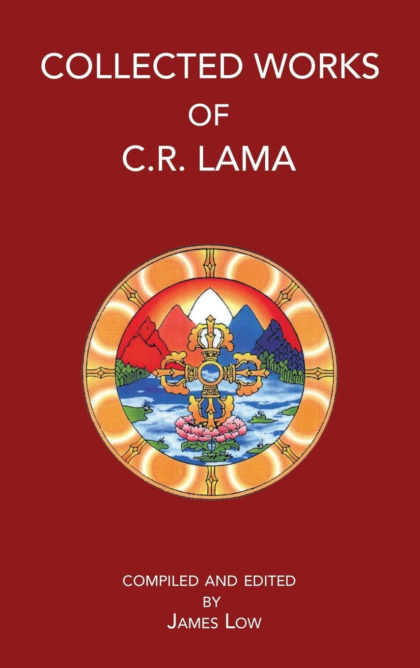 collected works of cr lama book